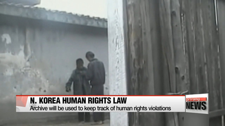 N. Korea's human rights law expected to bring change in N. Korea policies