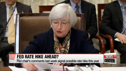 U.S. Fed in direction of raising interest rates: BOK chief