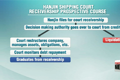 Financial authorities convene to assess Hanjin Shipping's receivership impact