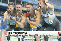 Curtain comes down on 2016 Rio Paralympics