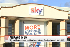 Anticipation high as Arirang TV begins broadcasting on UK satellite networks