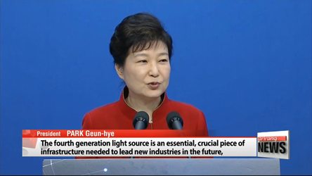 Korea becomes third country with fourth-generation light source