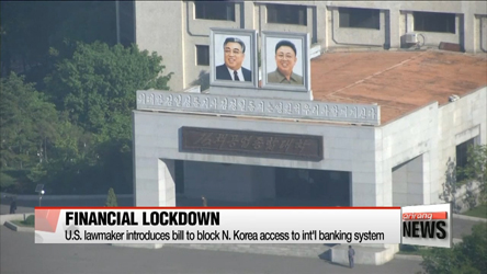 U.S. cracking down on N. Korean access to global banking network