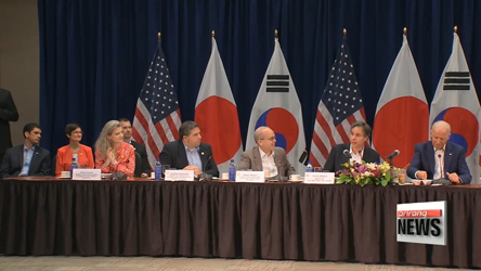 S. Korea-U.S.-Japan vice minister-level talks held in Tokyo next week