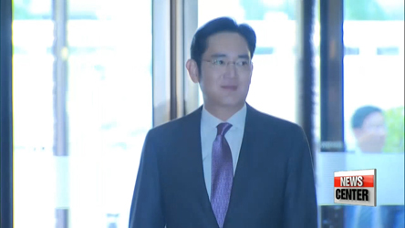 Samsung heir awaits board nomination decision
