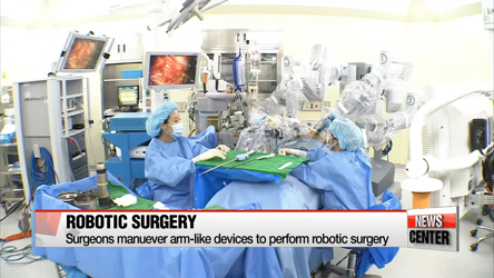 Study by local hospital highlights benefits of robotic surgery