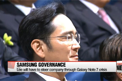 Samsung shareholders approve nomination of heir apparant as board member