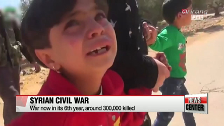 Children among 35 killed in Syrian airstrikes