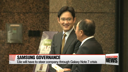Samsung shareholders approve nomination of heir apparent as board member