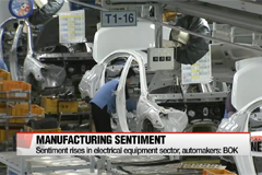 Korea's manufacturing BSI remains low in October