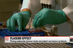 Study shows knowingly taking placebo pills eases pain