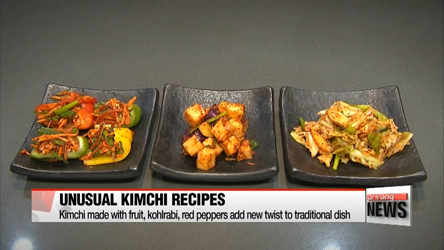 Creative kimchi recipes help cut costs amid high cabbage prices