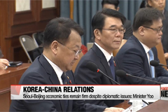 Korean Finance Minister says diplomatic issues shouldn't hinder China partnership