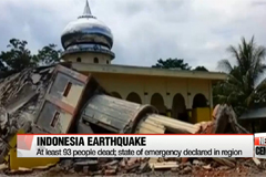6.5 magnitude earthquake kills dozens in Indonesia