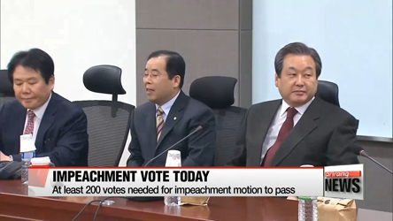 National Assembly awaits as impeachment vote looms