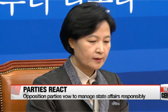 Political parties vow to start stabilizing state affairs