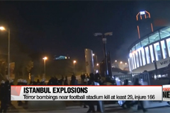 Istanbul terror bombings kill at least 38, injure 155