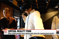 VR parks, showrooms pop up as regulations lifted