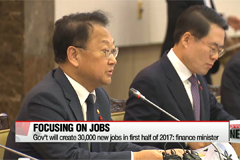 BD  Gov't will create 30,000 new jobs in first half of 2017: finance minister