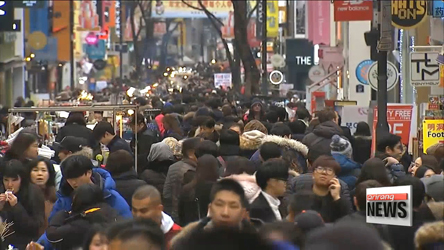 Elderly citizens outnumber young people for first time in Korea