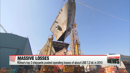 New orders raise hopes of recovery in Korea's shipbuilding industry