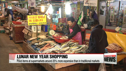 Rising food prices put strain on Lunar New Year budgets