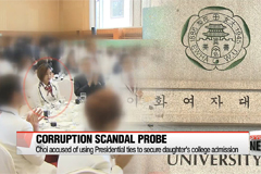 Special counsel seeks arrest warrant for Choi Soon-sil to question her on busienss obstruction