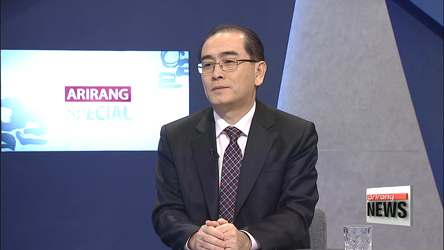 N. Korea to collapse and reunification to come within 5 years: Thae Yong-ho