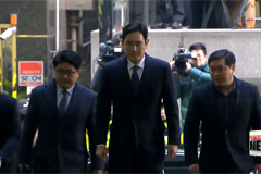 Samsung Group official says operations uncertain after heir apparent's arrest