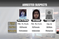 North Korean man arrested in Kim Jong-nam murder probe