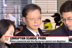 Former presidential aide, Samsung chief quizzed over corruption allegations