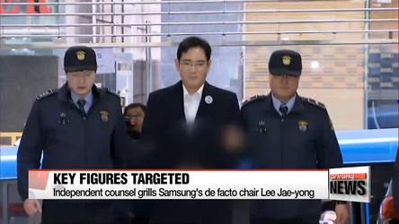 Independent counsel requests arrest warrant for ex-presidential aide Woo Byung-woo