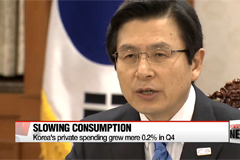 Korean government unveils measures to boost consumption