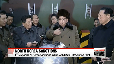 European Union expands North Korea sanctions