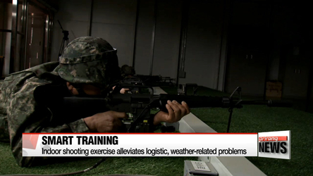 S. Korea's Reserve Army training embraces newest technology