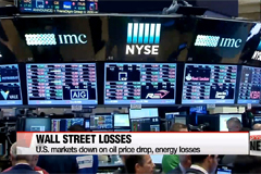 U.S. markets slip on plunging oil prices, KOSPI opens higher for 4th day