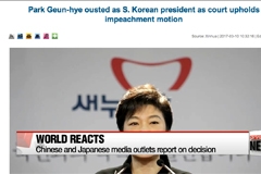Korea's financial market little affected by presidential impeachment