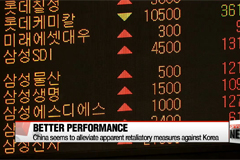 Korean shares reach its highest level in 22 months on eased political uncertainty
