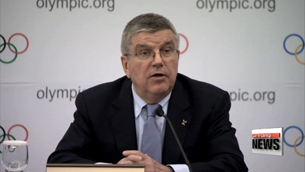 IOC Chief says Pyeongchang stage is set for Winter Olympics 2018