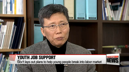 Korean gov't lays out new measures to help youth join labor force