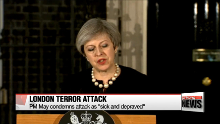 Four dead, at least 40 injured in UK parliament terror attack