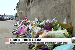 British police arrest two more suspects implicated in deadly attack