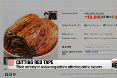 Korean Gov't to lift regulations to aid online exports