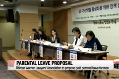 Lawyers group to propose paid parental leave for men