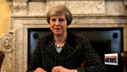 British PM signs letter triggering exit from EU