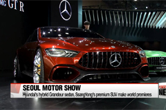 Smart, eco-friendly cars dominate Seoul Motor Show