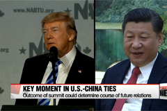U.S.-China summit to provide stern test to bilateral relations