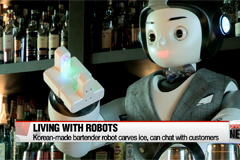 Robots evolve from helpers to friends