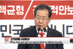Korea's finance minister notes positive signs in local economy