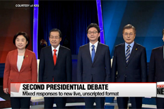 Mixed responses made on second presidential debate